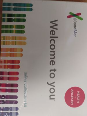 23 & me- Health & Ancestry DNA KIT for Sale in Salt Lake City, UT