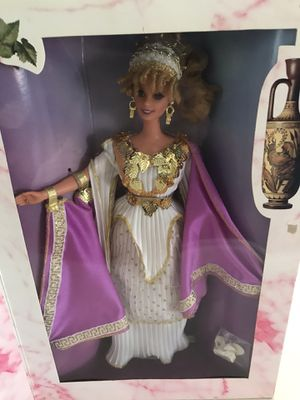 Barbie gressian goddess for Sale in Milford, NH