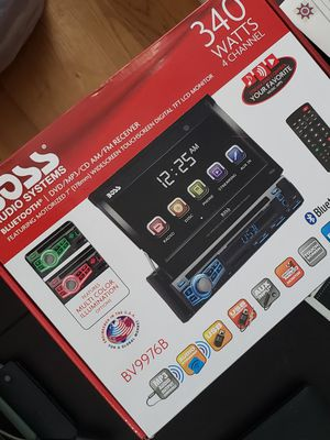 BOSS CAR Stereo for Sale in Hagerstown, MD