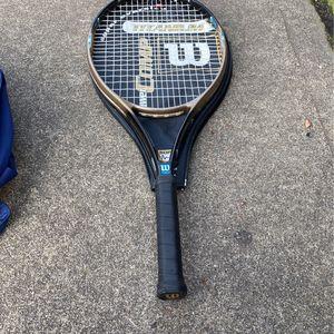 Wilson Hammer 4.0 Tennis Racket for Sale in Lynnwood, WA