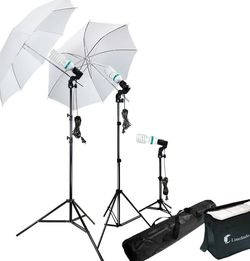 Limo Studio - Continuous Umbrella Day Light Lighting Kit Photography Portraits Headshots for Sale in Montclair,  CA