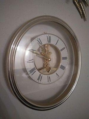Antique decor clock for Sale in Houston, TX