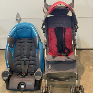 Booster Car Seat for Sale in Fountain Valley, CA