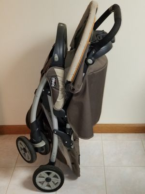 Chicco Cortina Keyfit Travel System - Car Seat & Stroller for Sale in Carol Stream, IL