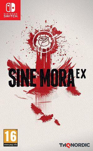 Nintendo Switch Game- Sine Mora EX for Sale in Corona, CA