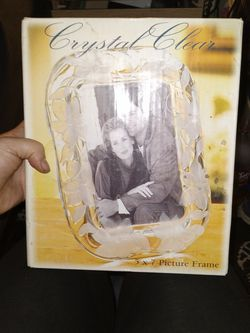 Crystal Picture Frame for Sale in Lincoln Park,  MI