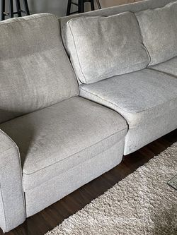 West Elm Reclining Couch for Sale in Austin,  TX