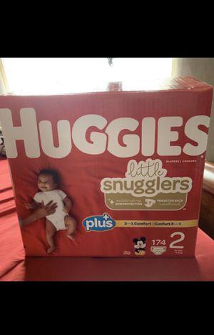 Huggies Little Snugglers for Sale in Orosi, CA
