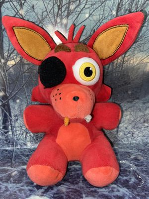 "five nights at freddy's foxy 9"" plush for Sale in Bellflower, CA"