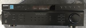 SONY STR-DE197 AUDIO Receiver Stereo Amplifier for Sale in Lanham, MD
