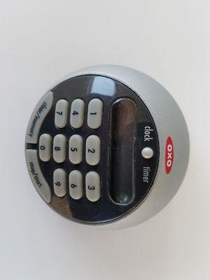 OXO Grey Timer for Sale in Glendora, CA