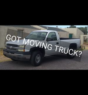 I can help move stuff for Sale in Mesa, AZ