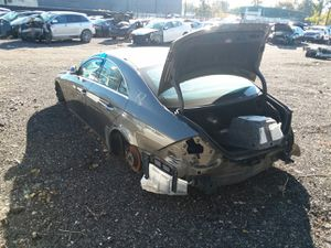 Selling Parts for a Gray 2006 Mercedes CLS STK#1077 for Sale in Detroit, MI