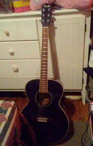 Fender acoustic guitar. for Sale in Dearborn, MO