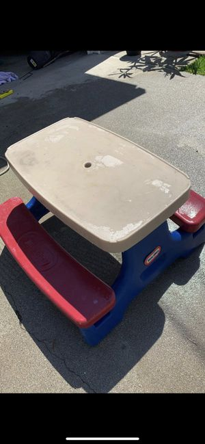 Kids table little tikes for Sale in Glendora, CA