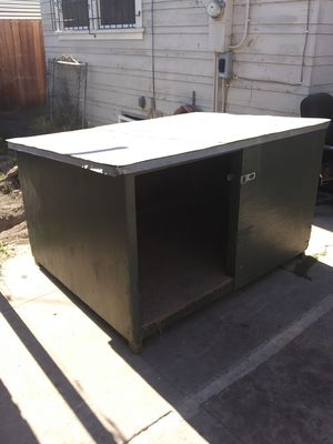 Dog House heavy duty 61 in wide 36 in high and 48 in deep for Sale in Los Angeles, CA