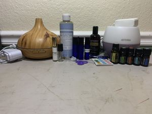 doTERRA essential oil & diffuser bundle for Sale in Riverside, CA