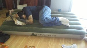 Ozark trails twin size air up mattress for Sale in Bakersfield, CA