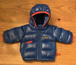 Patagonia Hi-loft down jacket - baby for Sale in Houston, TX
