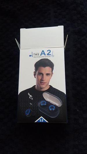 Brand new a2 wireless earbuds for Sale in Stockton, CA