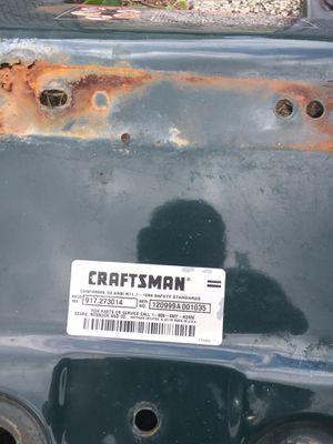((Rear fender body))gt5000 Craftsman riding lawn mower for Sale in Lakeland, FL