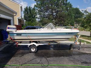 Sport Craft Bowrider Family Boat 16 feet for Sale in CARPENTERSVLE, IL