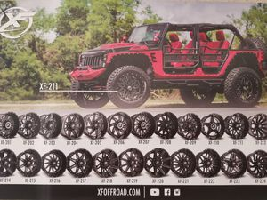 ONLY $39 DOWN!! OFF ROAD WHEEL AND TIRE PACKAGE NO CREDIT CHECK FINANCING YOU'RE APPROVED!! for Sale in TWN N CNTRY, FL