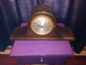 Antique Seth Thomas Mantel Clock. for Sale in Frenchtown, NJ