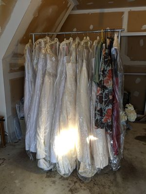 Wedding Dresses (prices neg.) for Sale in Fredericksburg, VA