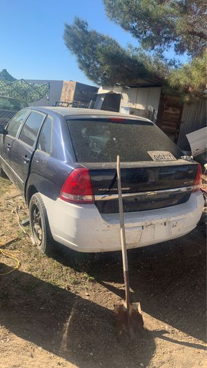 2008 Chevy Malibu hatchback for Sale in Littlerock, CA