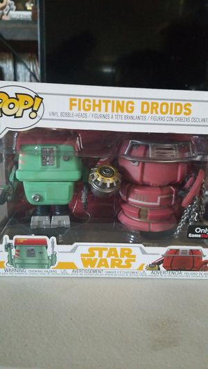 Funko pop star wars Fighting droids for Sale in Rowland Heights, CA