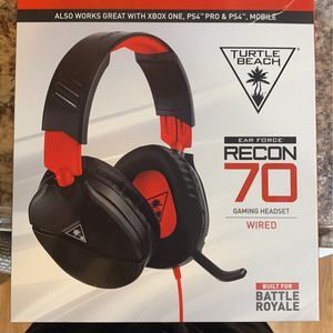 Turtle Beach Recon 70 Gaming Headset for Sale in Havertown, PA