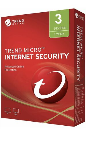 Trend Micro Maximum Security 2020 Version (1 Year - 3 Devices) for Sale in Los Angeles, CA