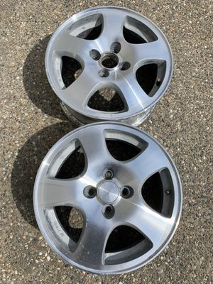 "15"" GSR wheels 4x100 for Sale in Sacramento, CA"