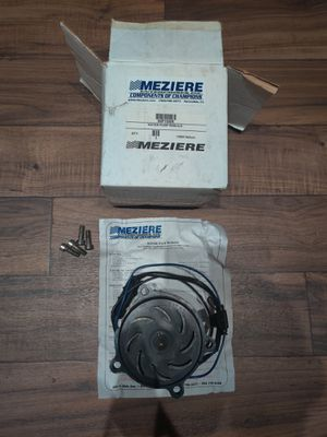 Meziere Water Pump WP346S Modular 4.6L / 5.4L / V10 1996-Up for Sale in St. Petersburg, FL