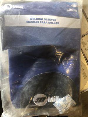 Miller welding sleeves for Sale in Port Lavaca, TX