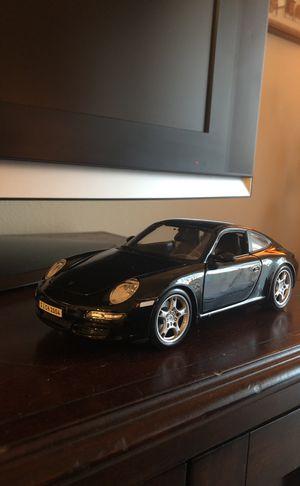 Model car Porsche 911 Carrera S(1/18scale) for Sale in McLean, VA