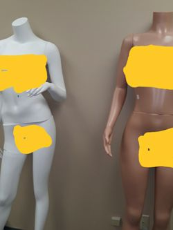 2 Maniquins 80 For Both for Sale in Dallas,  TX