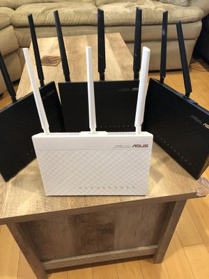 Asus Router model RT-AC68u for Sale in Garden Grove, CA