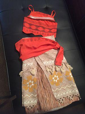 Moana costume for Sale in Orlando, FL