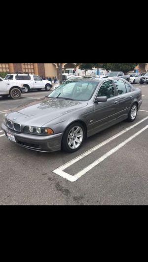 2002 BMW 525i Msport for Sale in Vista, CA