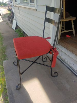 4 matching patio chairs for Sale in Wichita, KS