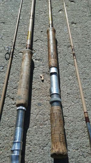 2 shakespeare fishing rods in case for Sale in Arvada, CO