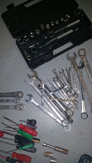 Random box of tools $60 OBO for Sale in Laveen Village, AZ