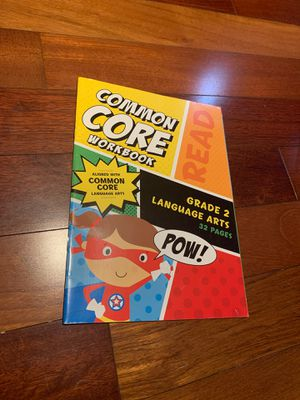2nd Grade Language Arts Workbook for Sale in Coral Gables, FL