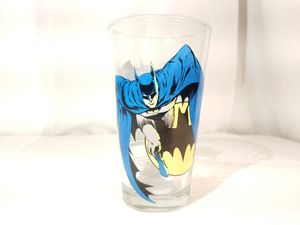 Batman DC Comics Collectible Pint Glass for Sale in Meriden, CT