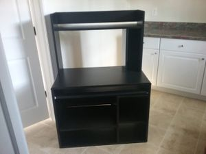 Used desk with hutch for Sale in Annandale, VA