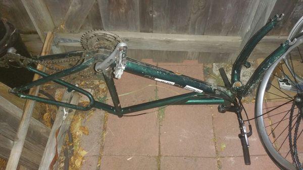 Cannondale v500 mountain bike