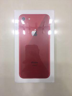 Red iPhone 8 for Sale in Manassas, VA