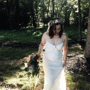 Wedding Dress from David's Bridal for Sale in Roanoke, VA